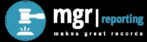 MGR reporting